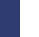 Navy sinine-Valge