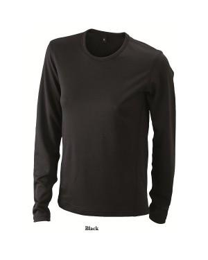 "Naiste sport alussärk pikkade varrukatega ""Ladies Thermo Shirt"", polüester-lükra"