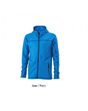"Naiste elastne fliisjakk ""Ladies Strechfleece Jacket"" 220 g/m2"