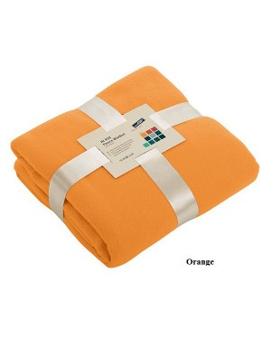 "Fliistekk ""Fleece Blanket 130 x 170 cm"" 240 g/m2"