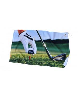 "Golfiirätik 30x50cm ""PRINTED-50G"" 400g/m2"