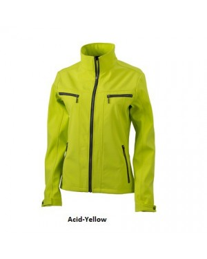 "Naiste jakk ""Ladies Tailored Softshell"" 210 g/m2"