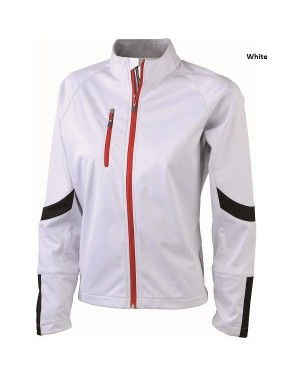 "Naiste jalgratturi softshell-jakk ""Ladies Bike Softshell Jacket"" 250 g/m2"