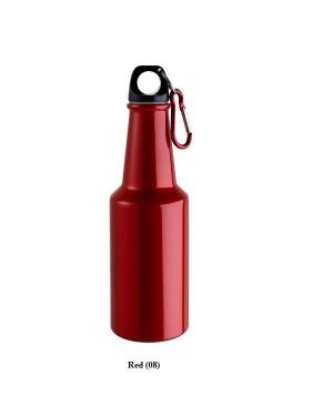 "Joogipudel karabiiniga ""Aluminium leak"" 450 ml"