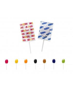 """Karamelli pulgakommid 11g """"Lollipops"""""""