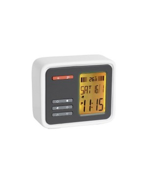 "Kalender-kell-äratus-termomeeter ""Ice Clock"""