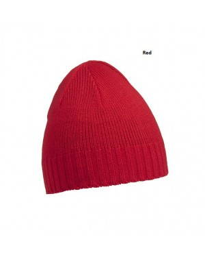 """Kootud müts """"Rib-Beanie"""" 32 g/m2, polüakrüül"""