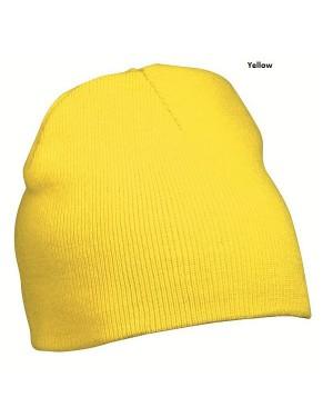 "Kootud müts ""Beanie No. 1"" 45 g/m2, polüakrüül"