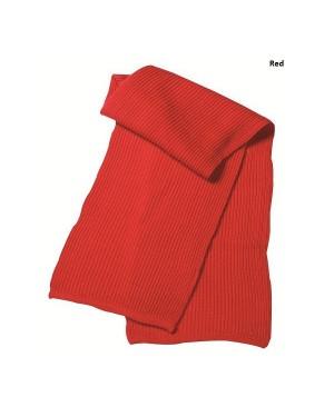 """Kootud sall """"Knitted Scarf"""", polüakrüül"""