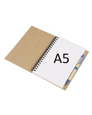 """Eco-märkmik pastapliiatsiga """"Recycle II"""" A5"""