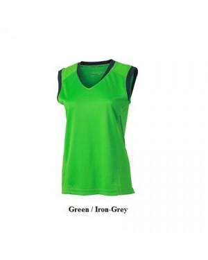 """Naiste sport-maika """"Ladies Running Tank"""" 125 g/m2"""