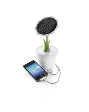 "Mobiililaadija, päikesepatareiga ""Solar Sunflower"""