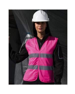 "Neoonvärvides naiste ohutsvest ""Womens Hi-Viz Safety Tabard"" 120 g/m2, polüester"
