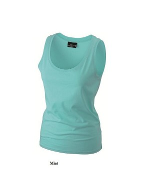 "Naiste top ""Ladies` Tank Top"" 180 g/m2, puuvill"