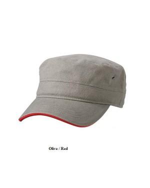 "Nokamüts ""Millitary Sandwich Cap"""