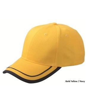 "Nokamüts ""Piping Cap"", puuvill"