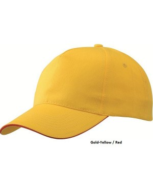 "Nokamüts ""Promo Sandwich Cap"", puuvill"