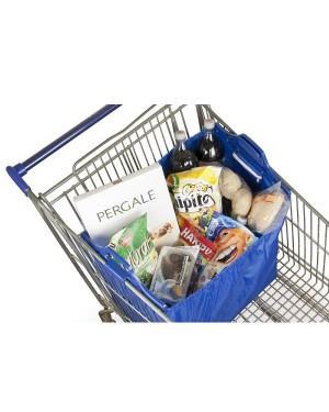 "Ostukorv, kokkupandav ""Trolley shopping bag"""