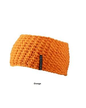 """Heegeldatud peapael """"Crocheted Headband"""" 65 g/m2, polüakrüül-polüester"""