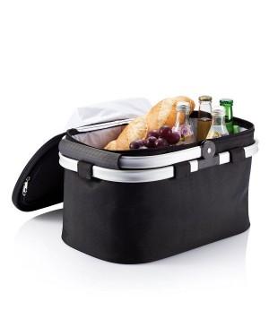 "Piknikukorv-termokott ""Foldable picnic basket"""