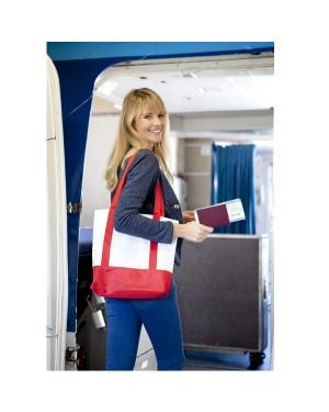 "Poekott-rannakott ""Polyester shopping bag"" 38,5 x 33,5 x 9 cm"