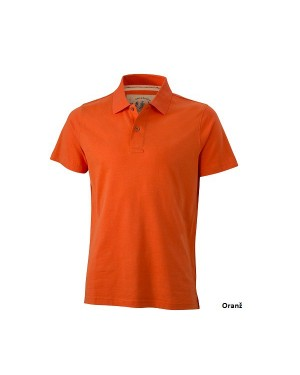 "Meeste polo "" Mens Vintage Polo"" 180 g/m2, puuvill"