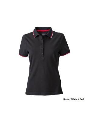 "Naiste polo UV-kaitsega ""Ladies coldblack Polo"" 215 g/m2, puuvill"