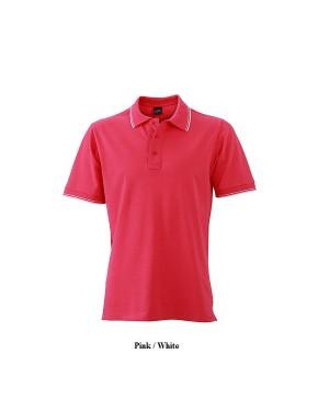 """Meeste polo """" Mens Polo"""" 190 g/m2, puuvill-elastaan"""