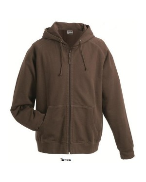 """Unisex jakk kapuutsiga """"Hooded Jacket"""" 320 g/m2"""