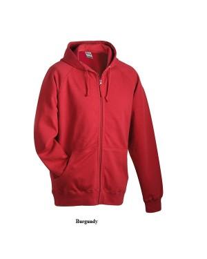 """Laste pusa kapuutsiga """"Hooded Jacket Junior"""" 320 g/m2"""