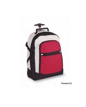 "Reisikott-seljakott kõrvaklappidega ""Pamela"""