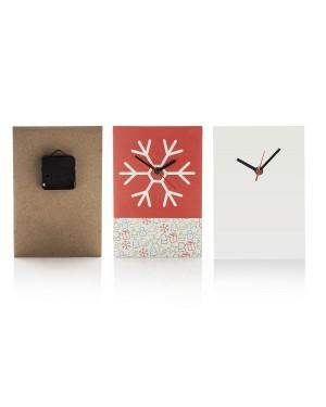 """Seinakell """"Be Time C"""", 15 x 22 cm, oma kujundusega, trükk hinna sees"""