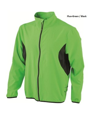 "Meeste õhuke sportjakk ""Men`s Running Jacket"""