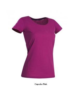 """Naiste T-särk """"Claire Crew Neck"""" 170g/m2, puuvill-elastaan"""