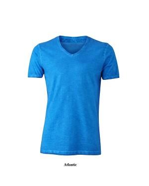 "Meeste T-särk V-kaelusega ""Men`s Gipsy T-Shirt"" 140 g/m2, puuvill"