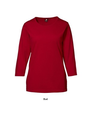 "Naiste t-särk 3/4 varrukatega ""PRO wear T-shirt "" 220 g/m2, puuvill-polüester"