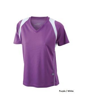 "Naiste sport T-särk ""Ladies Running-T 2"" 140 g/m2, polüester"