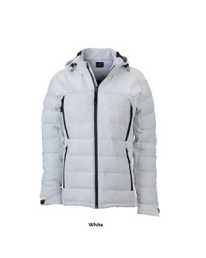 "Naiste talvejope kapuutsiga ""Ladies Outdoor Hybridjacket"""