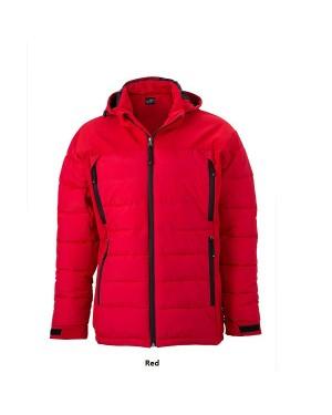 "Meeste talvejope kapuutsiga ""Men`s Outdoor Hybridjacket"""