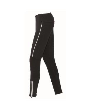 """Naiste pikad sportpüksid """"Ladies Running Tights"""" 240 g/m2"""