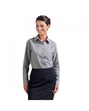 "Naiste triiksärk pikkade varrukatega ""Embassy"" 135 g/m2"