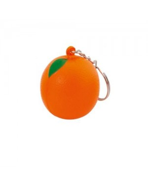 "Võtmehoidja anti-stress lelu ""Fruty"" Orange"