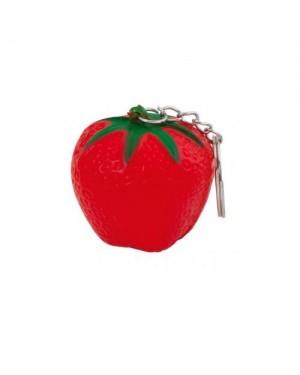 "Võtmehoidja anti-stress lelu ""Fruty"", Strawberry"