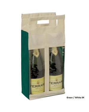 Veinikott 2-le pudelile