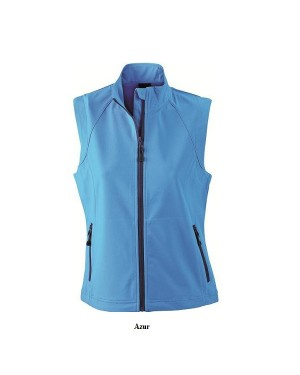 "Naiste vest ""Ladies Softshell vest"" 270 g/m2"