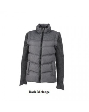 "Naiste jakk eemaldatavate varrukatega ""Men`s Two-In-One Jacket With Knitted Sleeves"""