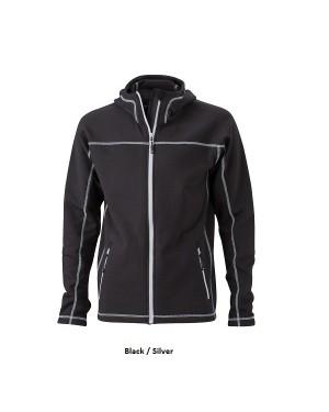 "Meeste elastne fliisjakk ""Men`s Strechfleece Jacket"" 220 g/m2"