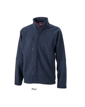 "Meeste fliis-jakk 3-e kihiline ""Men`s Bonded Fleece Jacket"" 350 g/m2"