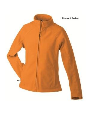 "Naiste fliis-jakk 3-e kihiline ""Ladies` Bonded Fleece Jacket"" 350 g/m2"