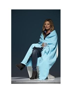 """Fliistekk """"Fleece Blanket 125 x 150 cm"""" 200 g/m2, polüester"""